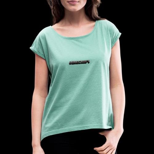 Gaming goods - Women's T-Shirt with rolled up sleeves