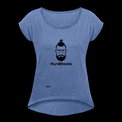 ow le must - T-shirt à manches retroussées Femme