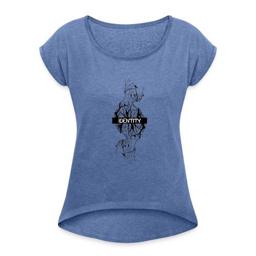 Identity - Maglietta da donna con risvolti