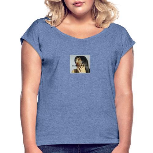 ISHTAR DEA DIVINA - Maglietta da donna con risvolti