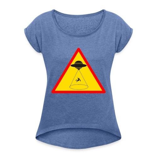 Alien - LIMITED EDITION - Maglietta da donna con risvolti
