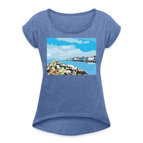 color 02 P1090546 1 elb02 quad - Maglietta da donna con risvolti