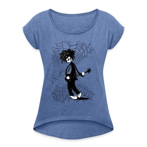 Do the hansa - T-shirt à manches retroussées Femme