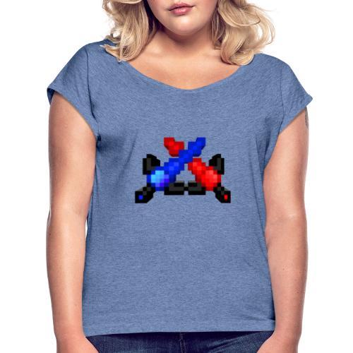 Tyrolium Mine-Craft - T-shirt à manches retroussées Femme