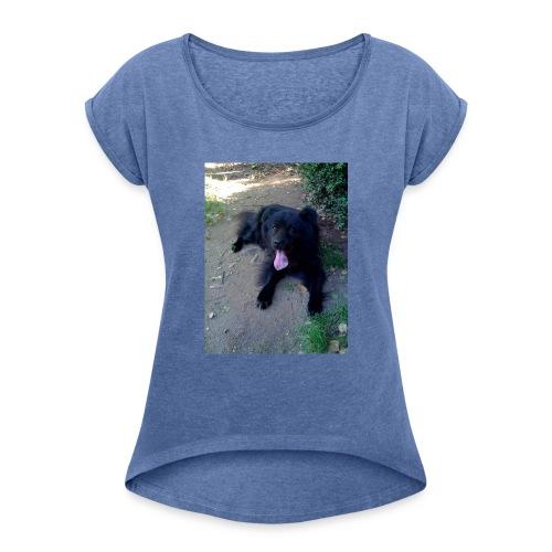 IMG_0039-001 - Maglietta da donna con risvolti
