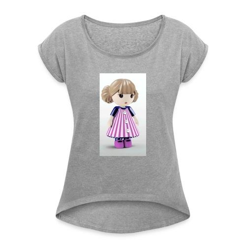 20181017 130532 - Maglietta da donna con risvolti