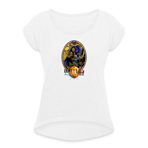 Battle for Legend : Guerrier Impérial - T-shirt à manches retroussées Femme
