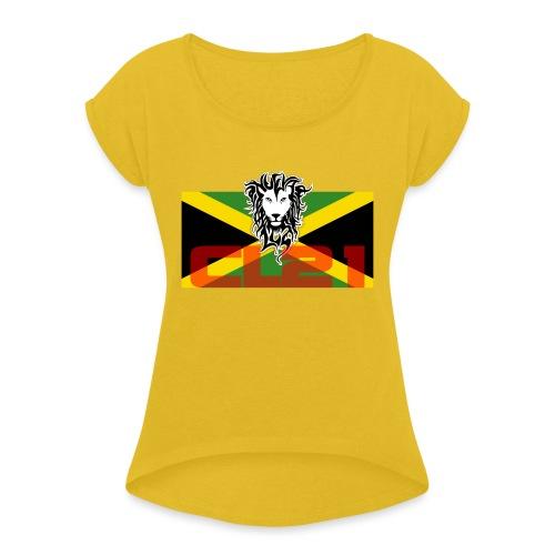 RASTA 13 - T-shirt à manches retroussées Femme