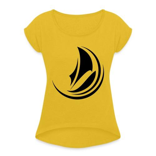NORTSEASAILINGrond NB - T-shirt à manches retroussées Femme