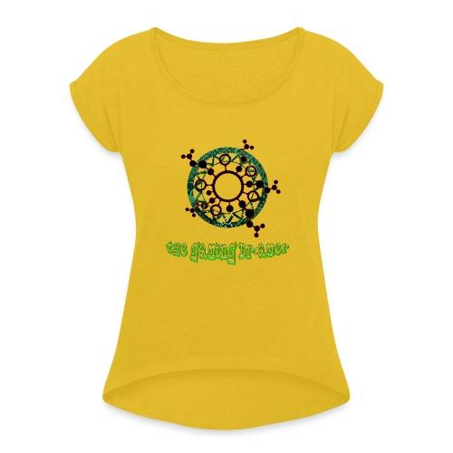 Thermos TGD - T-shirt à manches retroussées Femme