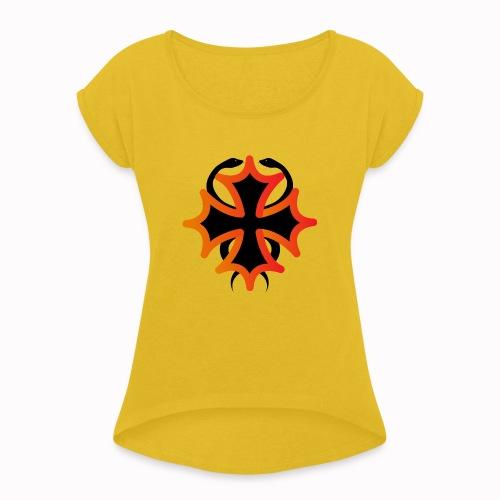 Étiopathie Toulouse - T-shirt à manches retroussées Femme
