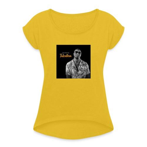 Talentosa T-shirt enfant Docteur H - T-shirt à manches retroussées Femme