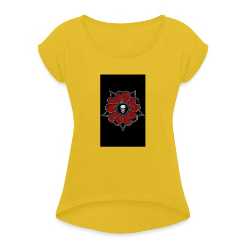 Jolly Roger - Tormenta - T-shirt à manches retroussées Femme