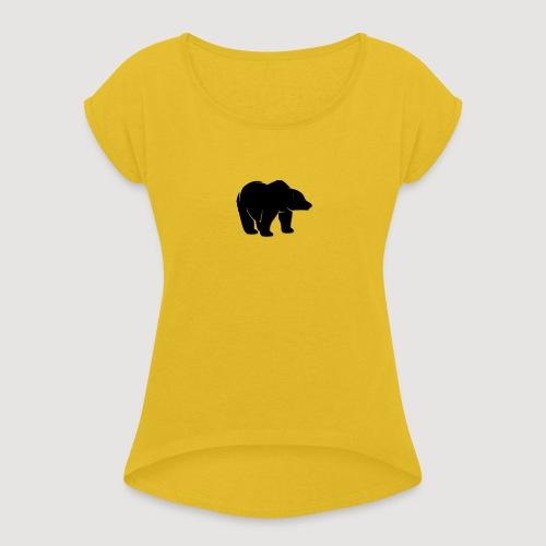 Parachill - T-shirt à manches retroussées Femme