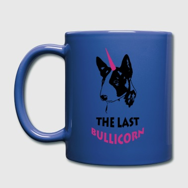 The last Bullicorn - Tasse einfarbig