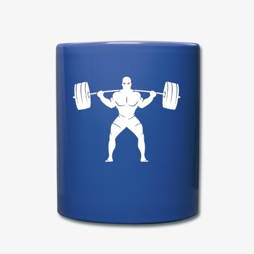 Lift Heavy White - Full Colour Mug