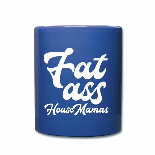 fatasswhite - Yksivärinen muki