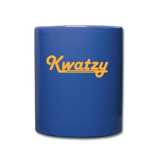 Kwatzy - Enfärgad mugg