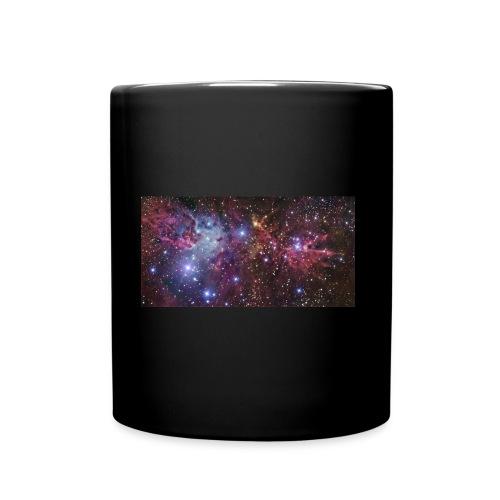 Stjernerummet Mullepose - Ensfarvet krus