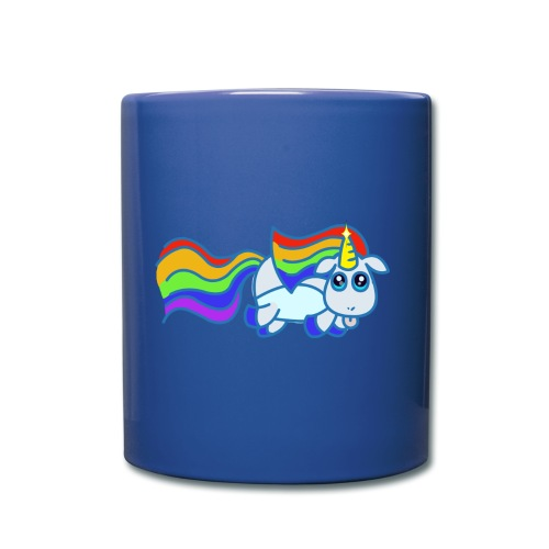 Nyan unicorn - Tazza monocolore