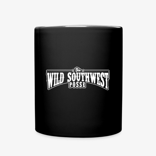 Wild South west cap - Full Colour Mug
