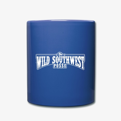 Wild South west cap - Full Colour Mug