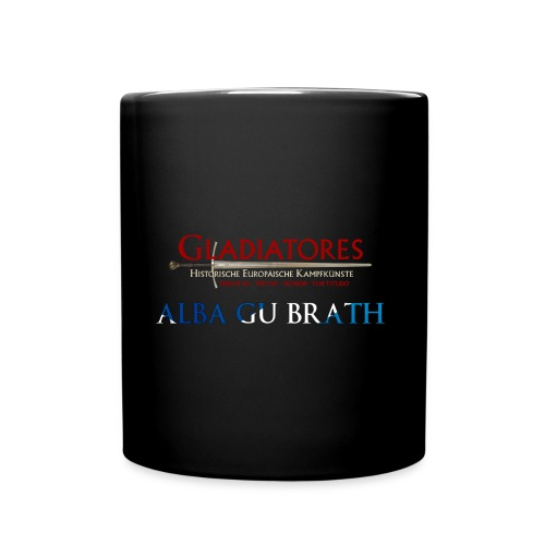 ALBAGUBRATH - Tasse einfarbig