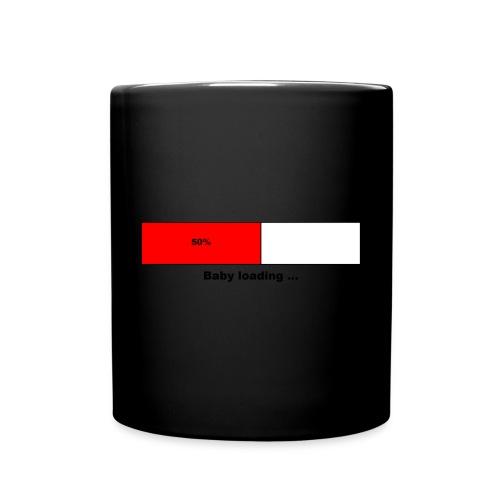 Baby loading - Full Colour Mug