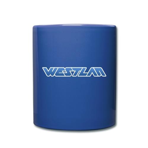 WestLAN Logo - Full Colour Mug