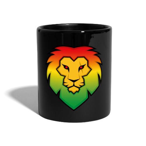 Ragga Lion - Full Colour Mug