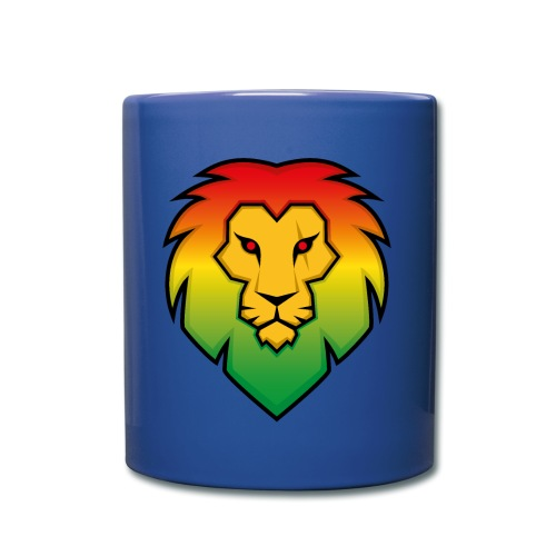 Ragga Lion - Full Colour Mug