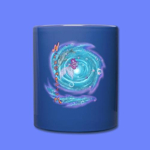 nixentraum - Tasse einfarbig