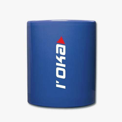 l'oka-logo - Tazza monocolore