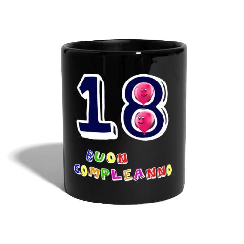 18th birthday - Tazza monocolore