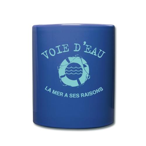 Voie d'eau - Mug uni