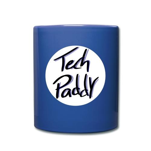TP Logo - Tasse einfarbig