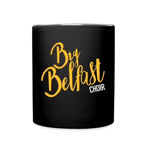 Big Belfast Choir Yellow white - Full Colour Mug