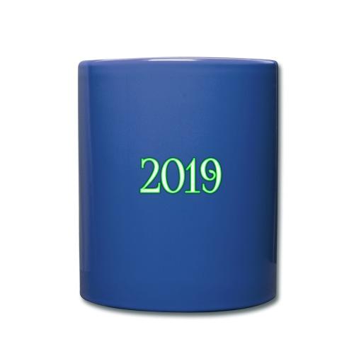 2019 - Full Colour Mug