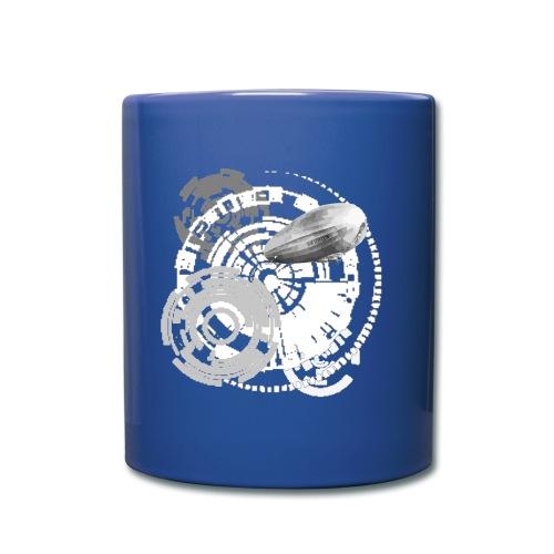 zeppelin - Tasse einfarbig