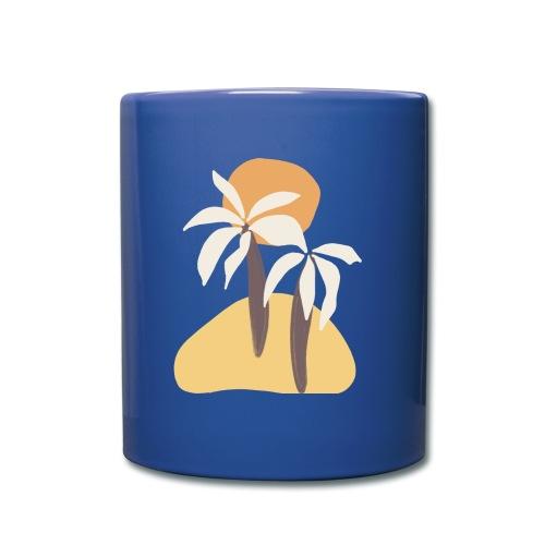 Minimal tropics - Tazza monocolore