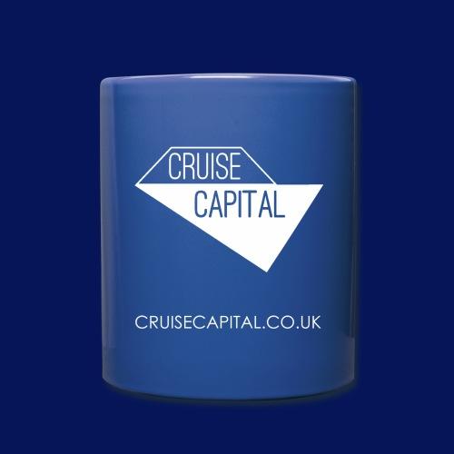 cruisecapitallogo1fweblink png - Full Colour Mug