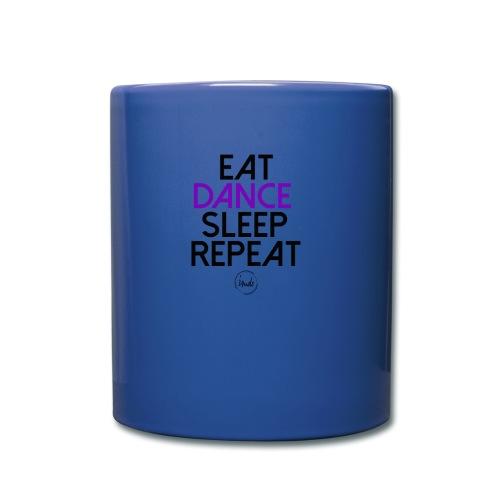 Eat dance sleep repeat - Mug uni