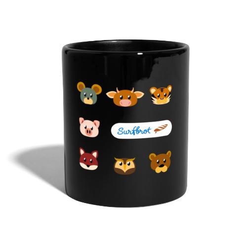 Surfbrot Serie 1 - Full Colour Mug