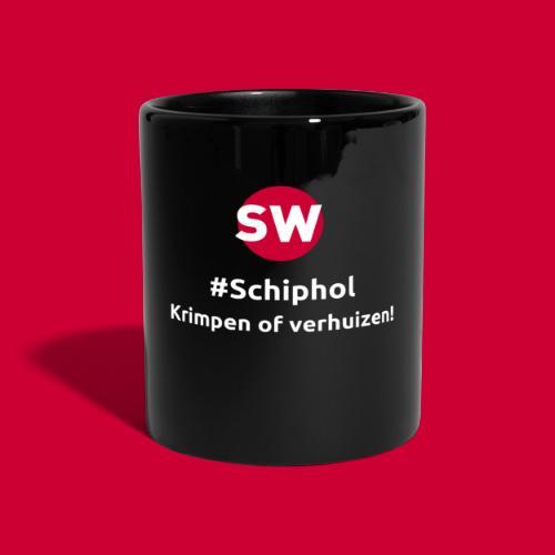 #Schiphol - krimpen of verhuizen! - Mok uni