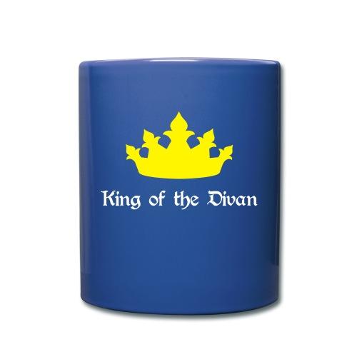 King of the Divan - Mug uni