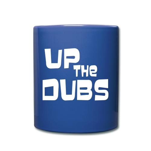 UP the DUBS - Full Colour Mug