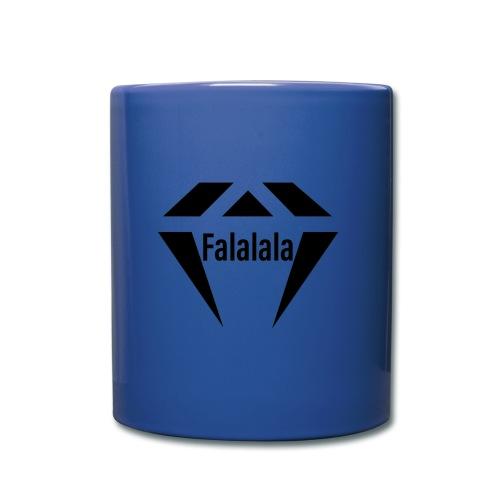 J.O.B Diamant Falalala - Tasse einfarbig