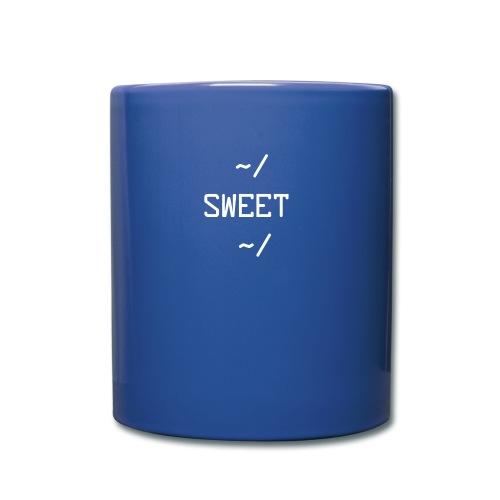 Home Sweet Home Linux - Full Colour Mug