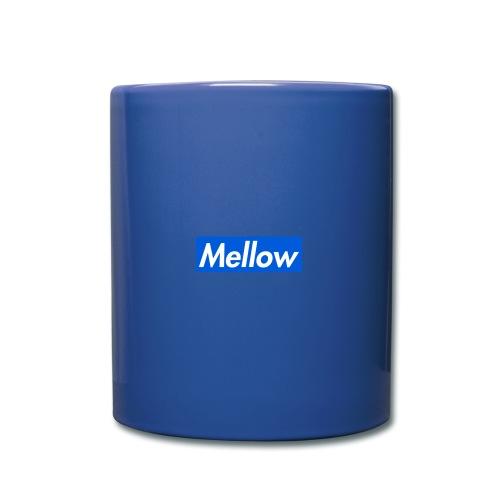Mellow Blue - Full Colour Mug