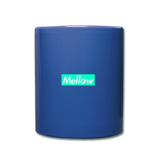 Mellow Light Blue - Full Colour Mug